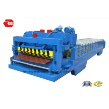 Steel Glazed Tile Roll Forming Machine (Yx38-210-840)